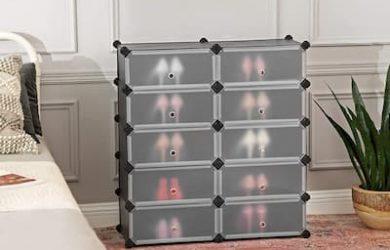muebles zapateros decorativos